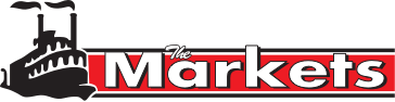 A logo of The Markets